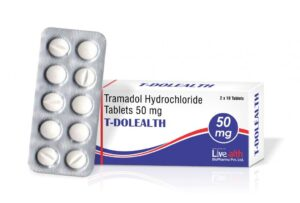 Treatment of Ulcers with Tramadol hydrochloride